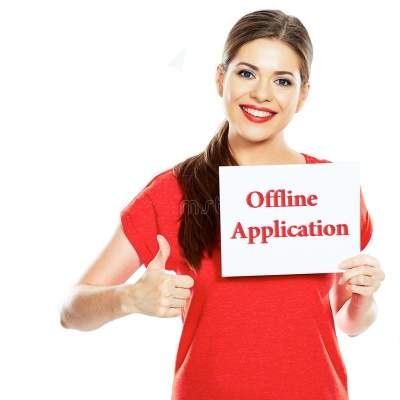 Citi indianoil card Offline application