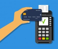 Contact less payment